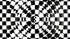 optical illusion - stock footage