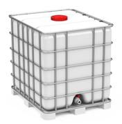 the ibc container - stock illustration
