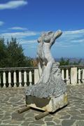 Atri, Italy - stock photo