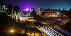 Santa Monica Time-Lapse Stock Footage
