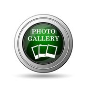 Photo gallery icon Piirros