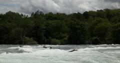 Niagara River Time-Lapse Stock Footage