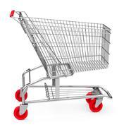 The shopping cart Stock Illustration