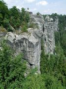 Stock Photo of saxon switzerland
