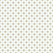 Pattern paper for scrapbook (tiling) - stock illustration