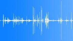 WASHING DISHES Sound Effect