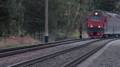 Stock Video Footage Freight Train Stock Footage