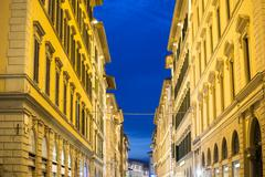 florence (firenze) - stock photo