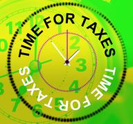 Time for taxes meaning irs duties and levy Piirros