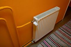Radiator Stock Photos