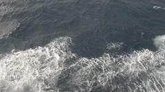Water texture foam Stock Footage