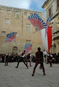 Medieval Mdina Festival , Malta - stock photo