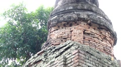 Temples in Chiang Mai.2 Stock Footage