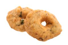 vadai - stock photo