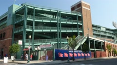 4K Boston Fenway Park Arkistovideo