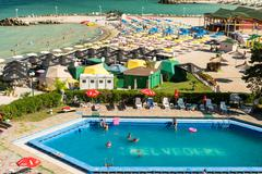 Olimp Holiday Resort High View - stock photo