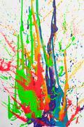 Paint splash Kuvituskuvat