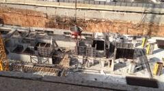 Office Building - Habarzel 30 Tel Aviv - stock footage