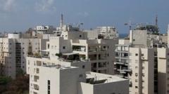 New Tel Aviv Stock Footage