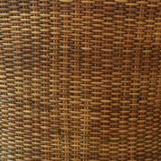 wicker texture background, traditional handicraft weave - stock photo