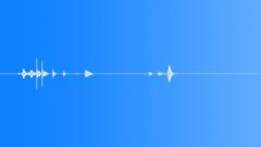 Glass Jar Lid Close 03 Sound Effect