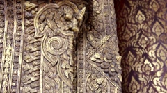 Temples in Chiang Mai.20 Stock Footage