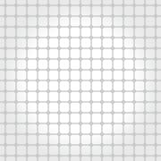 monochrome vector pattern - grating - stock illustration
