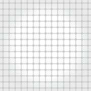 Monochrome vector pattern - grating Stock Illustration