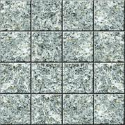 Seamless vector texture - granite tile flooring Stock Illustration