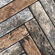 Naturalistic vector stone pavement Piirros