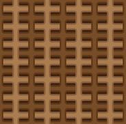 Abstract seamless vector interlaced pattern Stock Illustration