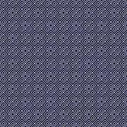 navy blue and white square geometric repeat pattern background - stock illustration