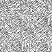 Abstract seamless vector shading pattern Stock Illustration