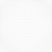 Abstract vector simple gray & white seamless pattern Stock Illustration