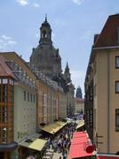 Dresden in saxony Stock Photos
