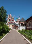 church monastery religion - stock photo