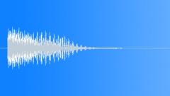 Glass Knocking Sound - Synthesized - sound effect