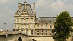 Stock Photo of Paris architecture