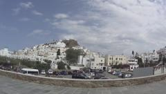 Ios island Stock Footage