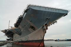 Decommissioned Aircraft Carrier Kuvituskuvat