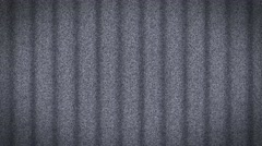 Television Tv Screen White Noise Static stripes - 4K Ultra HD - stock footage