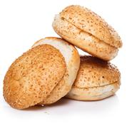Stock Photo of buns for burger