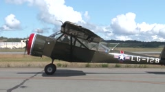 Arctic Thunder Airshow Stock Footage