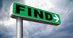find answers - stock illustration