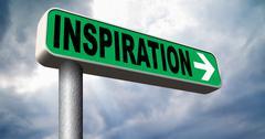 inspiration - stock illustration