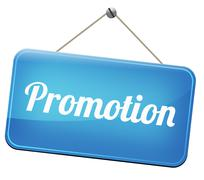 Stock Illustration of promotion