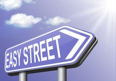 Easy street Piirros