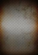 Silver rusty metal grid background texture Stock Illustration