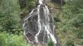Waterfall in low mountain range Harz HD Footage