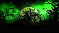 Midnight Horror Impact 3 Stock Footage